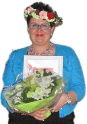Vuoden yrittäjänainen 2013 Eija Ahvenjärvi