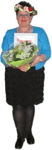 Vuoden 2013 Yrittäjänainen Eija Ahvenjärvi